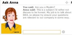 Are you a Muslim.