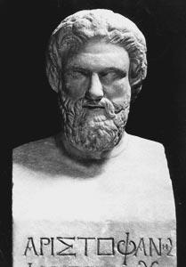 Aristofanes - Wikimedia Commons.