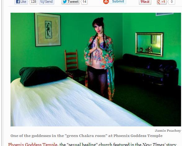 Digitalfaksimile fra Phonix New Times.