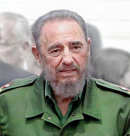 Fidel Castro. Foto: Antonio Milena