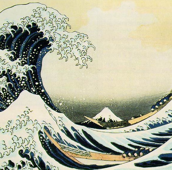 Kanagawa-oki_nami-ura_-_huge_wave_against_human