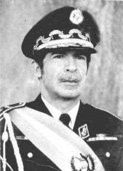 Efrain Rios Montt. Foto: Gobierno de Guatemala