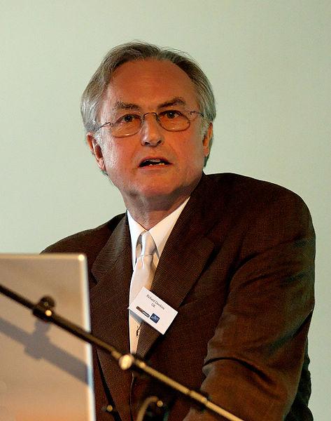 Richard Dawkins. Foto: Matthias Asgeirsson.