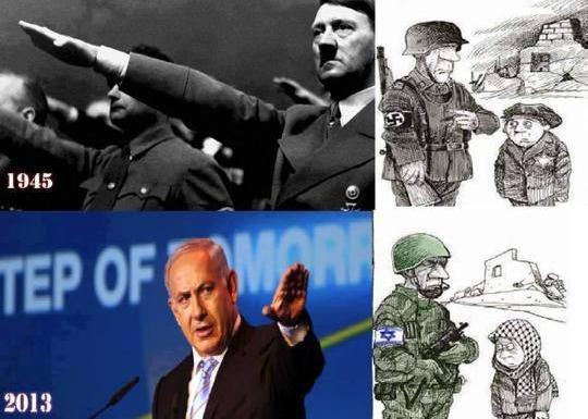 antiisraelsk propaganda fra facebook.