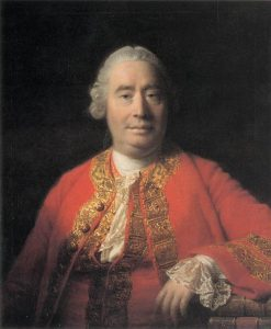 David Hume - Wikimedia Commons.