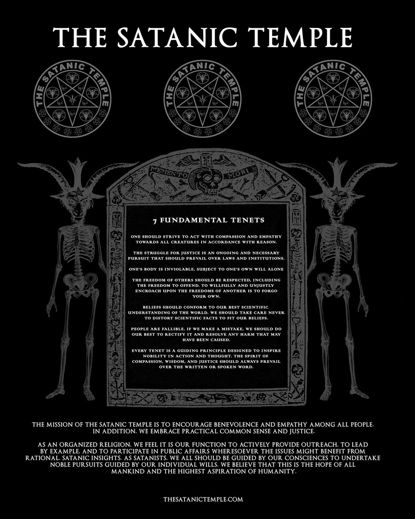 De syv sataniske bud