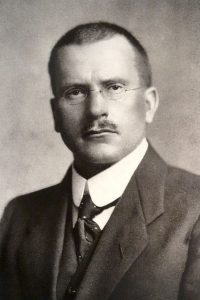 Carl Gustav Jung. Kilde: Wikimedia Commons.