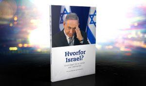 Bok omslag Hvorfor Israel?